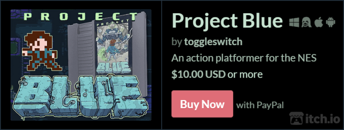 Get Project Blue